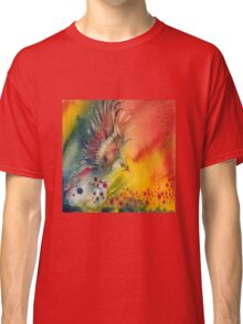 """Dance with Flowers"" from the series ""In the Garden of Joy"" Classic T-Shirt"