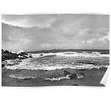 Atlantic Ocean Poster