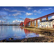RNLI under the Bridge Photographic Print