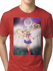Sailor Moon kanzenban  Tri-blend T-Shirt