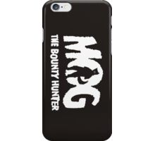 Mog the Bounty Hunter iPhone Case/Skin