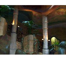 Gaudi ceiling Photographic Print