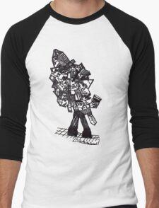Cup o'Coffee Time! Men's Baseball ¾ T-Shirt