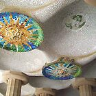 Gaudi guell park by missycullen