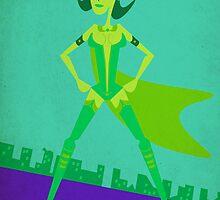 Super Green by Cadaveroux
