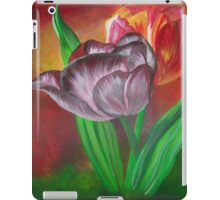 Two Tulips iPad Case/Skin