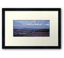 Walney island Framed Print
