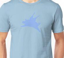 When Pigs fly VRS2 Unisex T-Shirt
