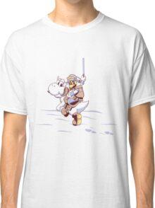 Super Mario Tauntaun Land Classic T-Shirt