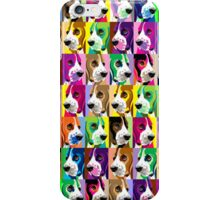 Basset collage for I-Phone iPhone Case/Skin