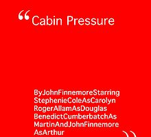 Cabin Pressure Intro by ImagineSmaug