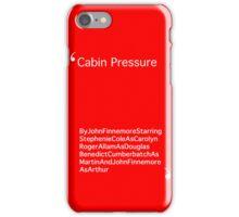 Cabin Pressure Intro iPhone Case/Skin