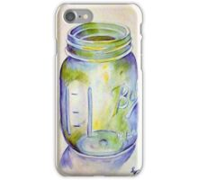 Ball Mason Jar iPhone Case/Skin