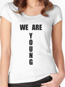 Young-ness Women's Fitted Scoop T-Shirt