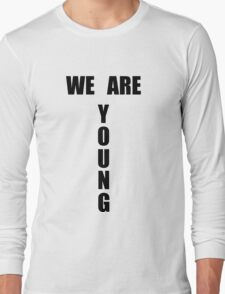 Young-ness Long Sleeve T-Shirt