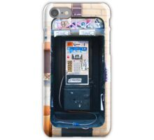 Pay Phone iPhone iPhone Case/Skin