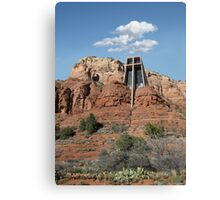 Chapel of the Holy Cross, Sedona, Arizona Canvas Print