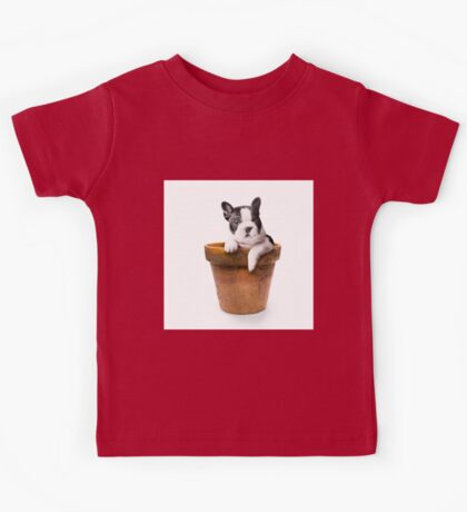 Potted Pooch Kids Tee