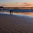 Pismo Beach Pier by Yukondick