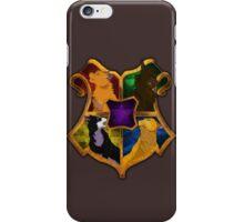 Warrior Cats meets Hogwarts iPhone Case/Skin
