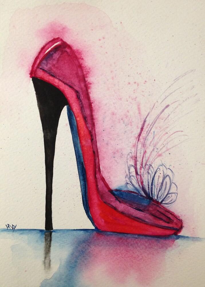 Cinderella by Vandy Massey