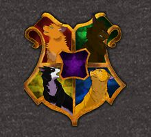 Warrior Cats meets Hogwarts Unisex T-Shirt