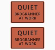 Brogrammer At Work (Small) ×2 by csyz ★ $1.49 stickers