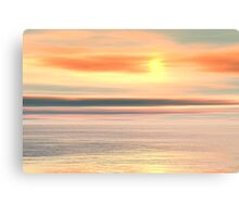 Lonely Sky Canvas Print