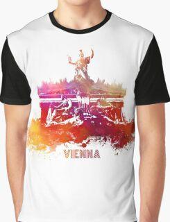 Vienna skyline Graphic T-Shirt