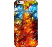 modern composition 01 by rafi talby iPhone Case/Skin