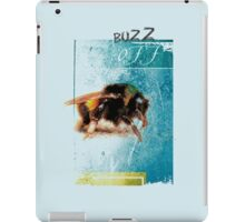 Buzz off iPad Case/Skin