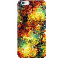 modern composition 02 by rafi talby iPhone Case/Skin