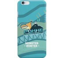 Monster Hunter All Stars - Pokke Permafrosts iPhone Case/Skin