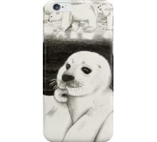 Fur Seal iPhone Case/Skin