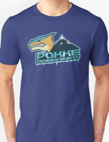 Monster Hunter All Stars - Pokke Permafrosts Unisex T-Shirt