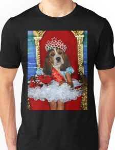 Pageant winning Basset Unisex T-Shirt