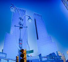 Time Warner Building by ArtLandscape