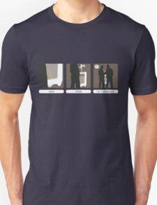 Urinalrightguy Unisex T-Shirt