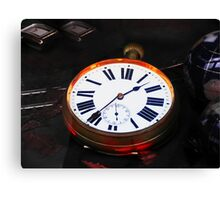 Tick Tock Canvas Print