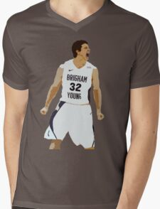 Jimmer Fever Mens V-Neck T-Shirt