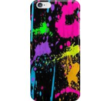 Splater paint-Iphone case iPhone Case/Skin