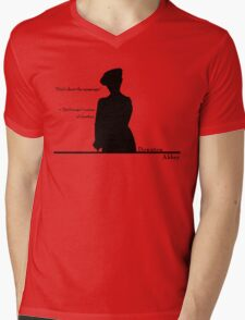 Don't shoot the messenger Mens V-Neck T-Shirt