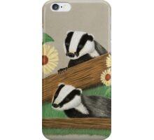 Badgers iPhone Case/Skin