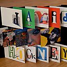David Hockney - Artist's Book by Mary Ellen Garcia