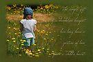 Dandelion Bouquet (Card) by Tracy Friesen