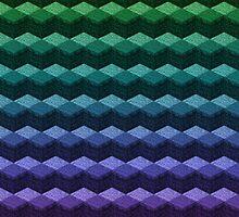 Minecraft Rainbow by TomokoHoshii