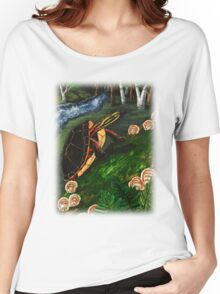 Painted Turtle Women's Relaxed Fit T-Shirt