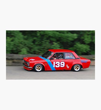 510 Racer Photographic Print