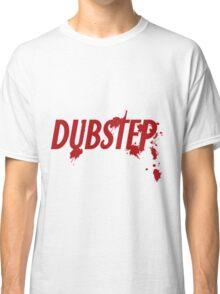 Dark Passenger Dubstep Plain Classic T-Shirt