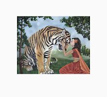 """Reverence"" Fantasy Tiger Art Unisex T-Shirt"